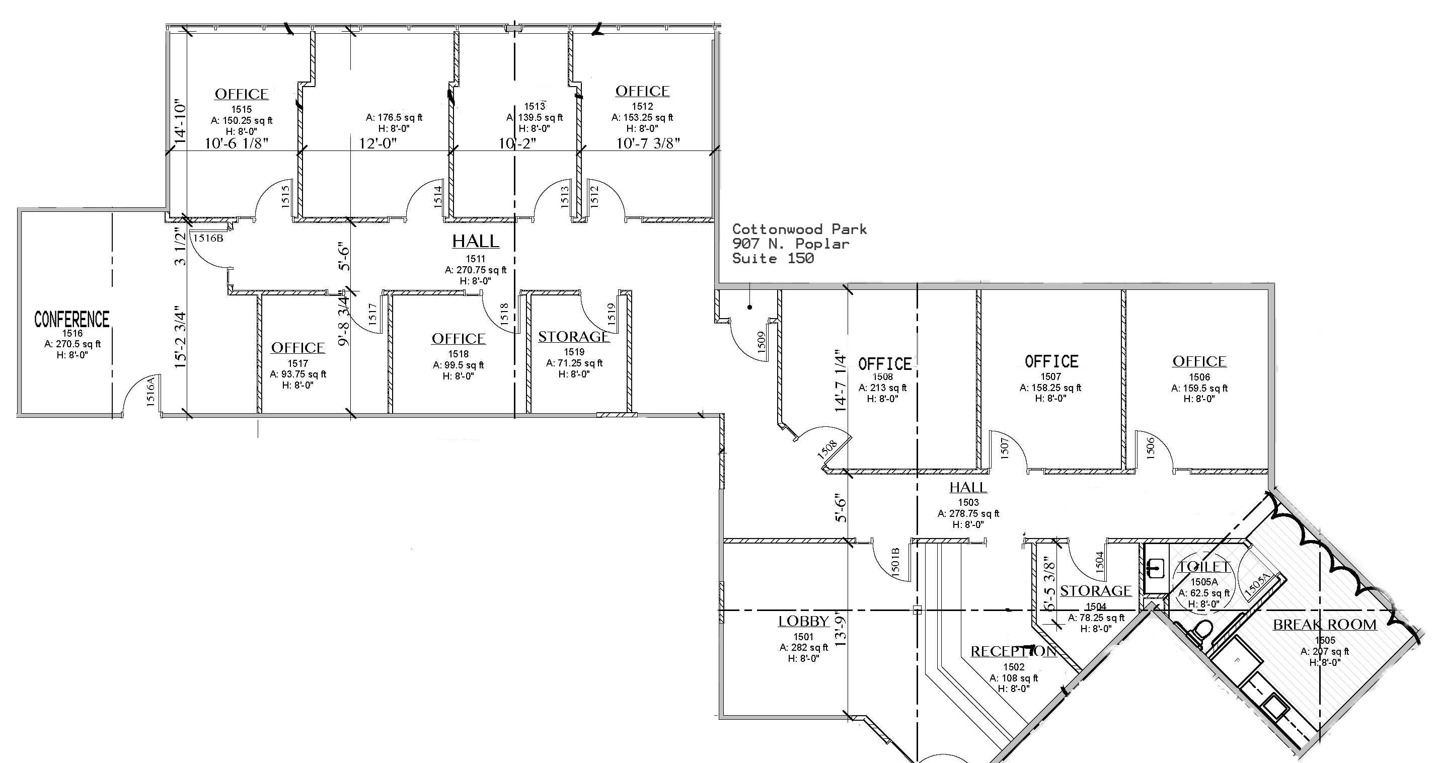 Download Suite Floorplan