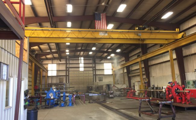 1960-20 ton crane